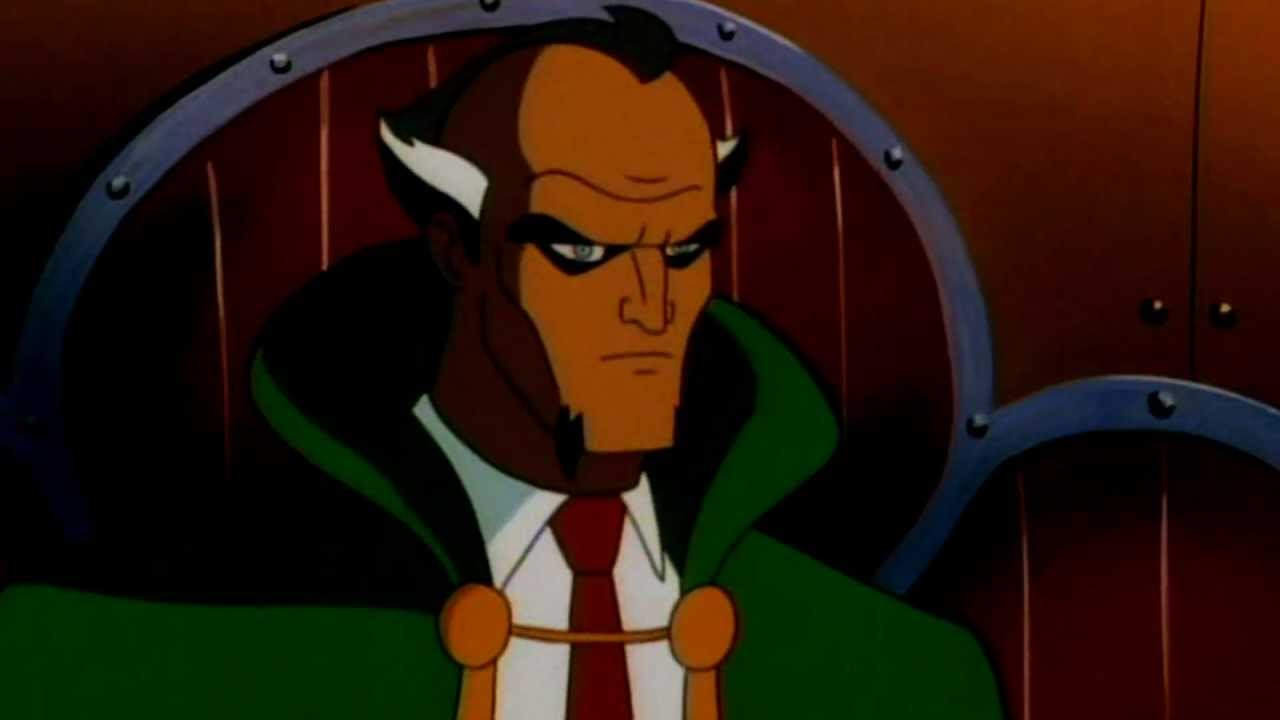 Ra's al Ghul, Batman: The Animated Series