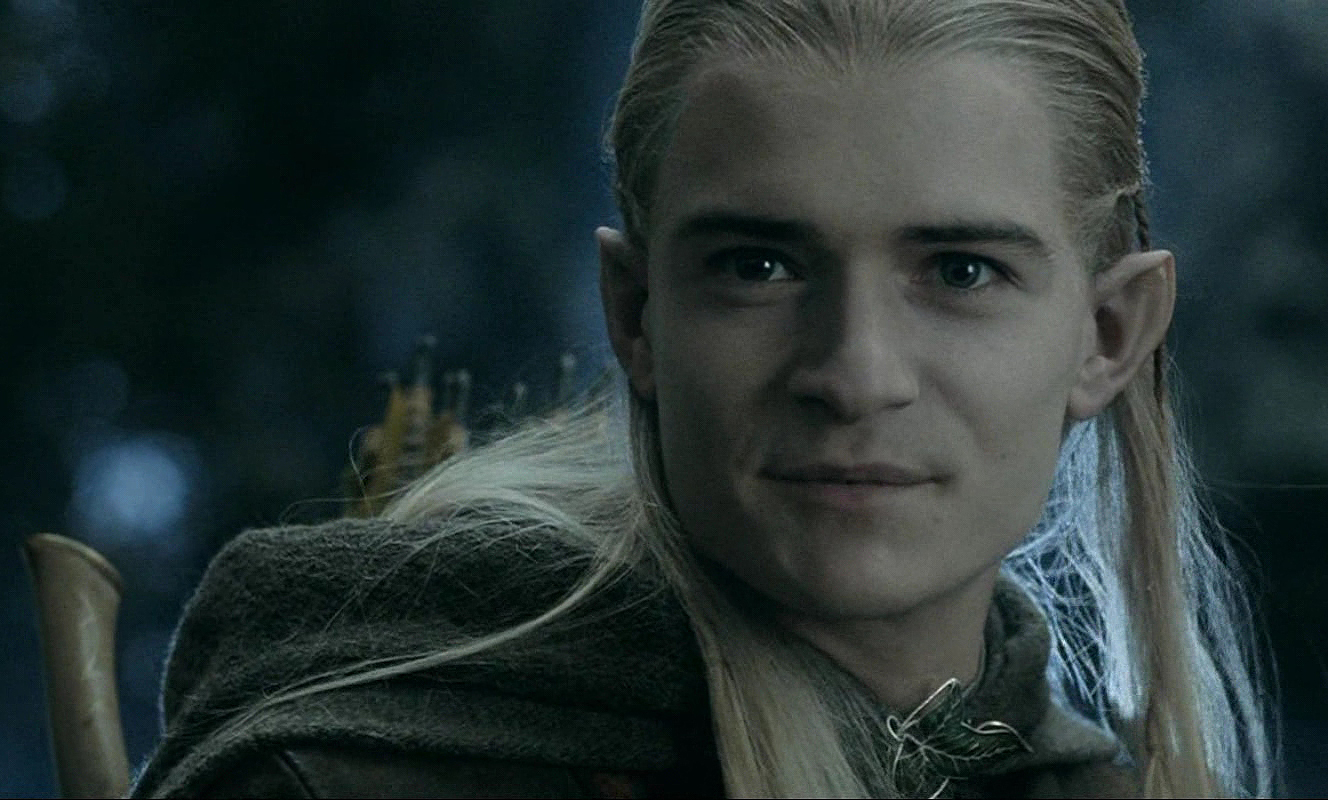 Legolas Greenleaf, The Lord of the Rings