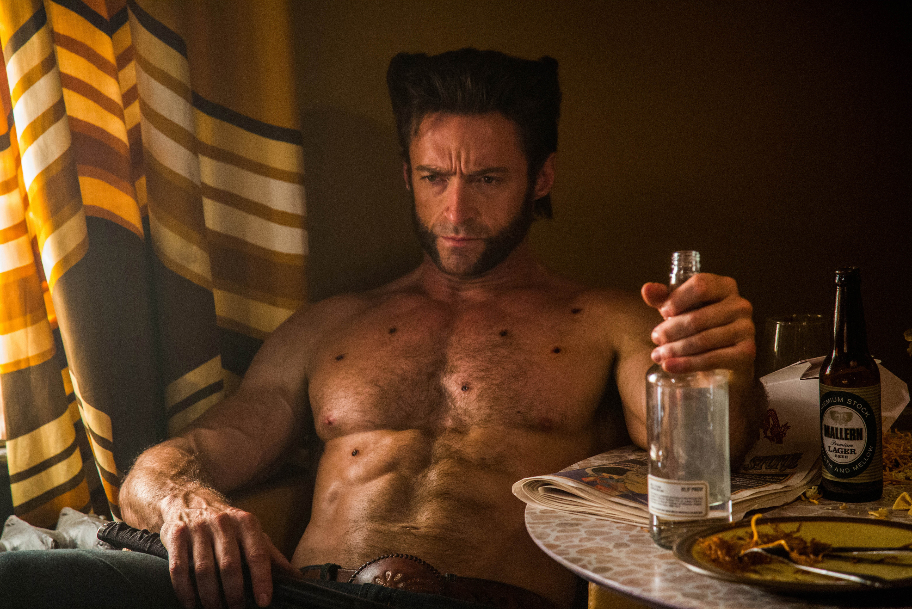 "James ""Logan"" Howlett, X-Men"