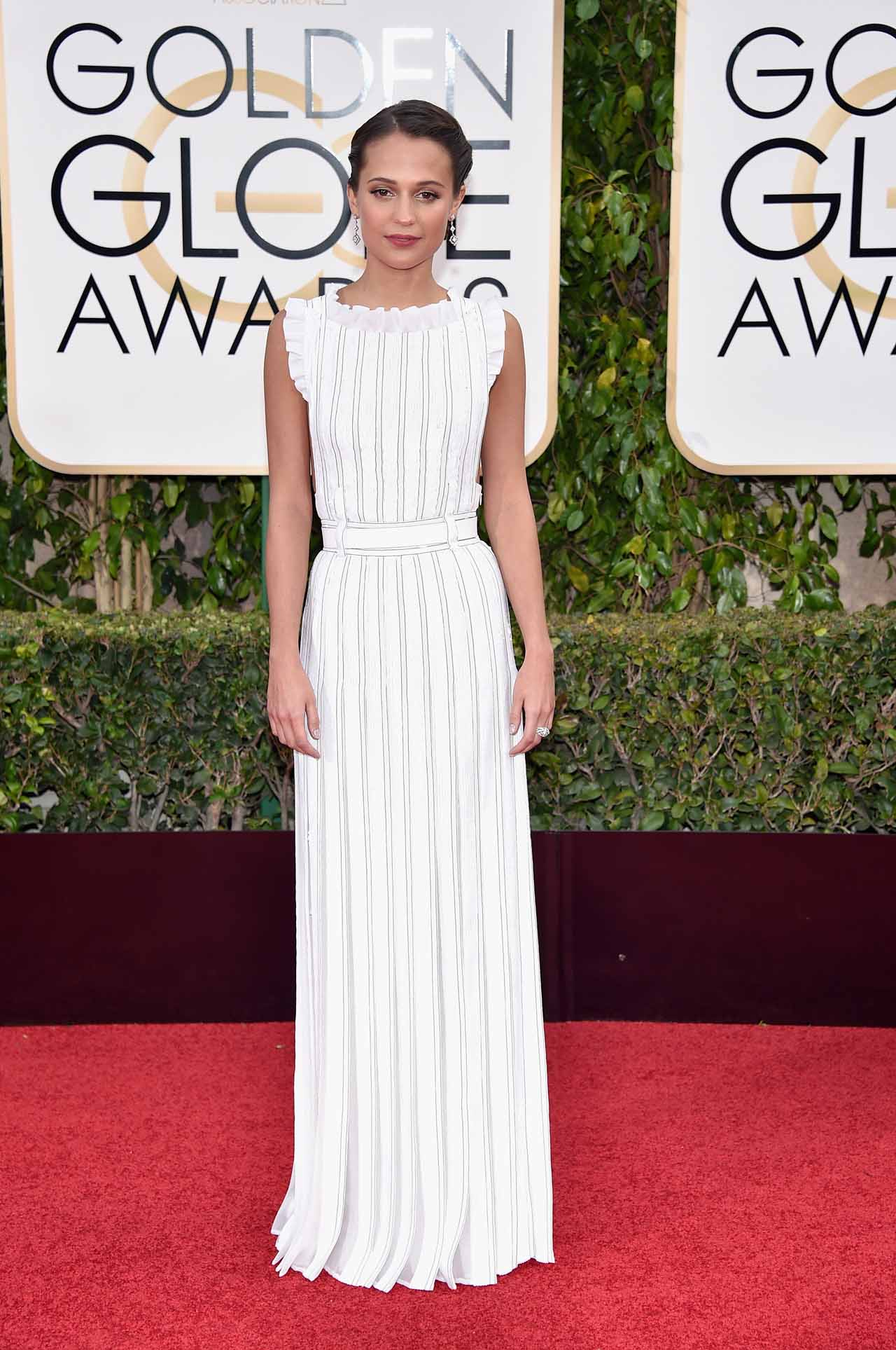 Red carpet photos from the 2016 golden globe awards - Golden globes red carpet ...