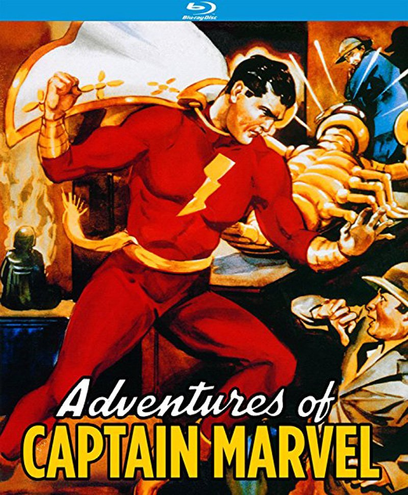 Adventures of Captain Marvel 12 Chapter Serial