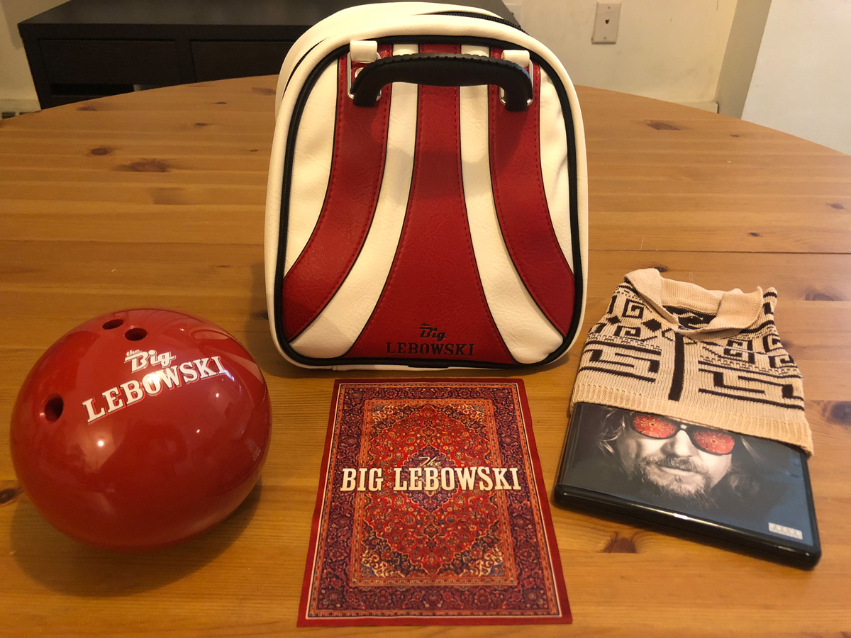 The Big Lebowski 20th Anniversary 4K Set