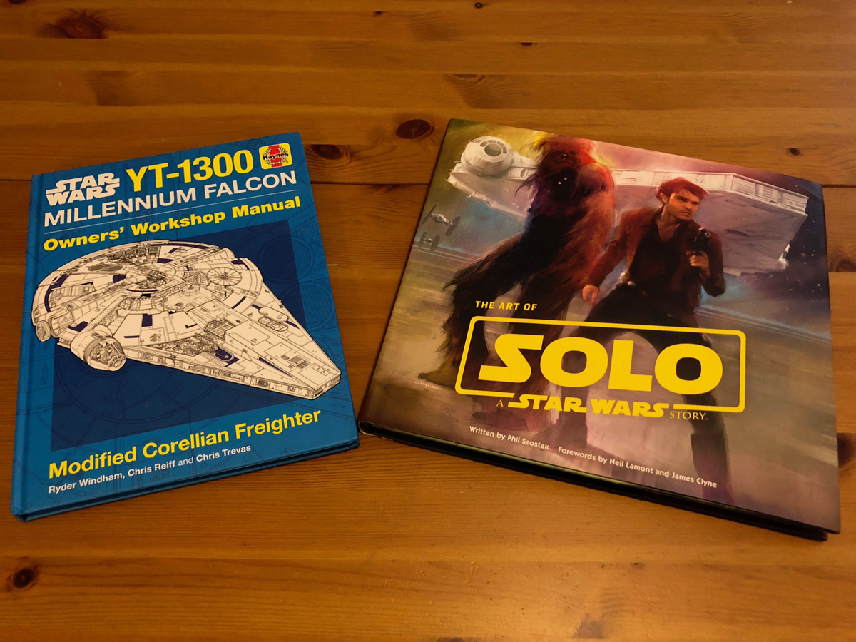 Solo: A Star Wars Story Books