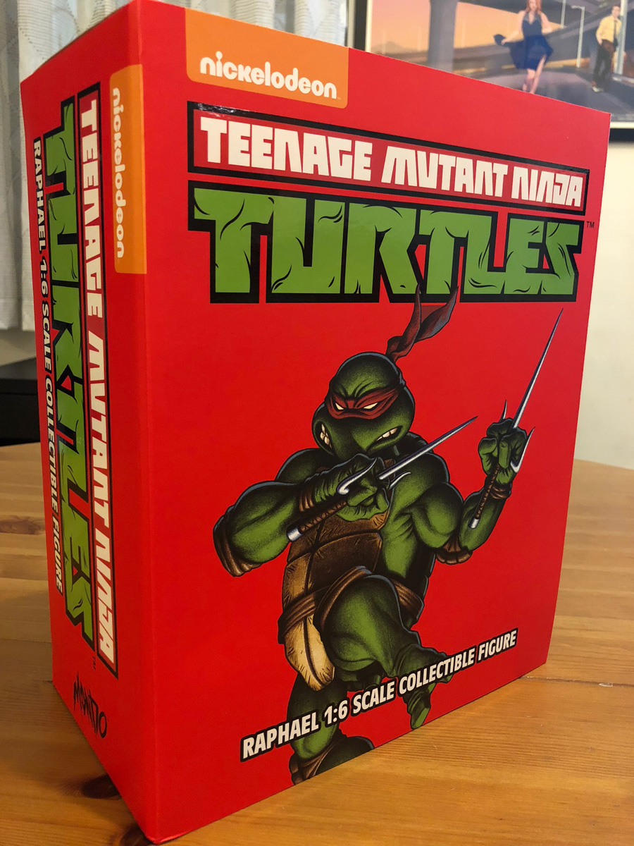 Mondo Tees Teenage Mutant Ninja Turtles Collectible Figures