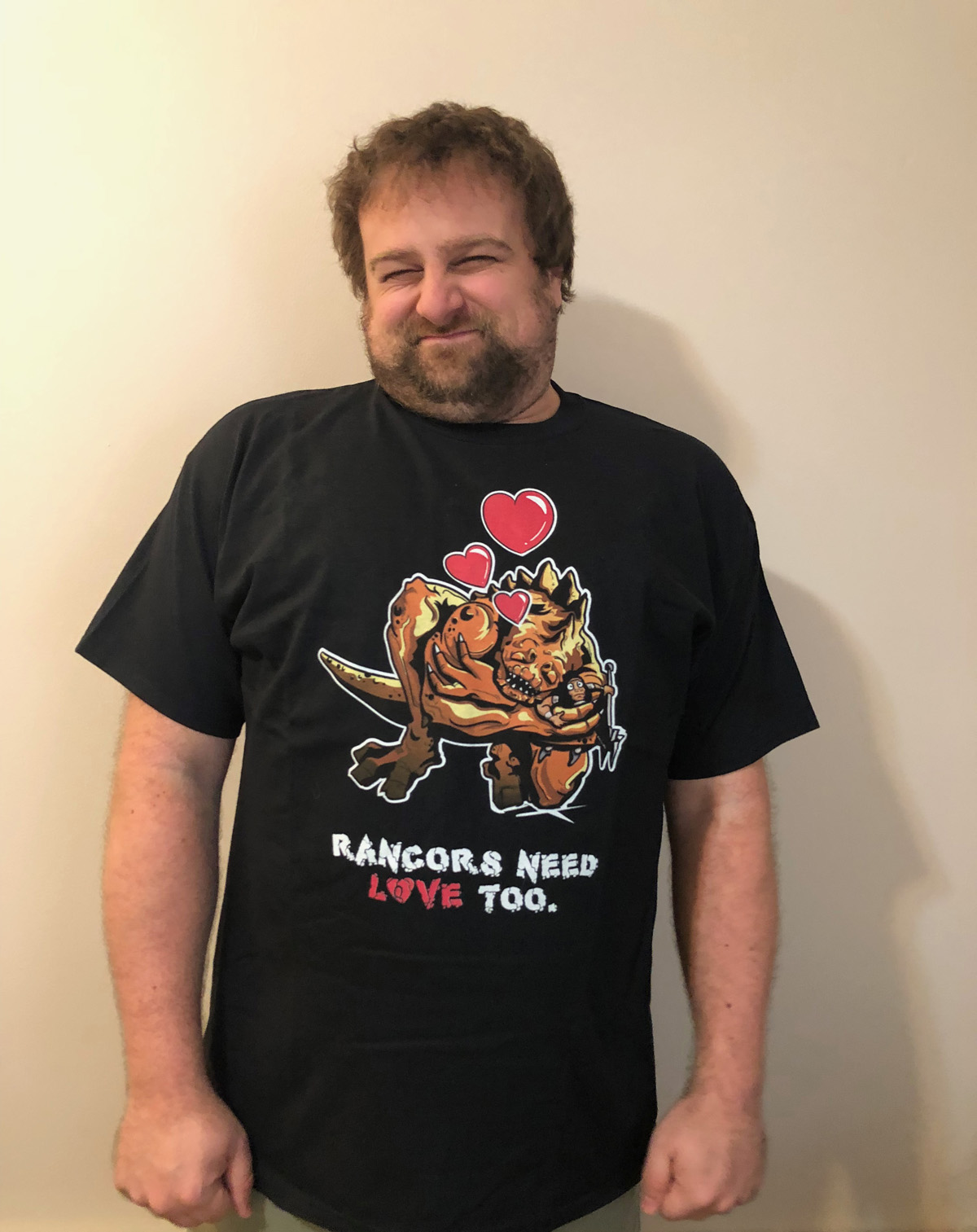 Rancors Need Love Too T-Shirt