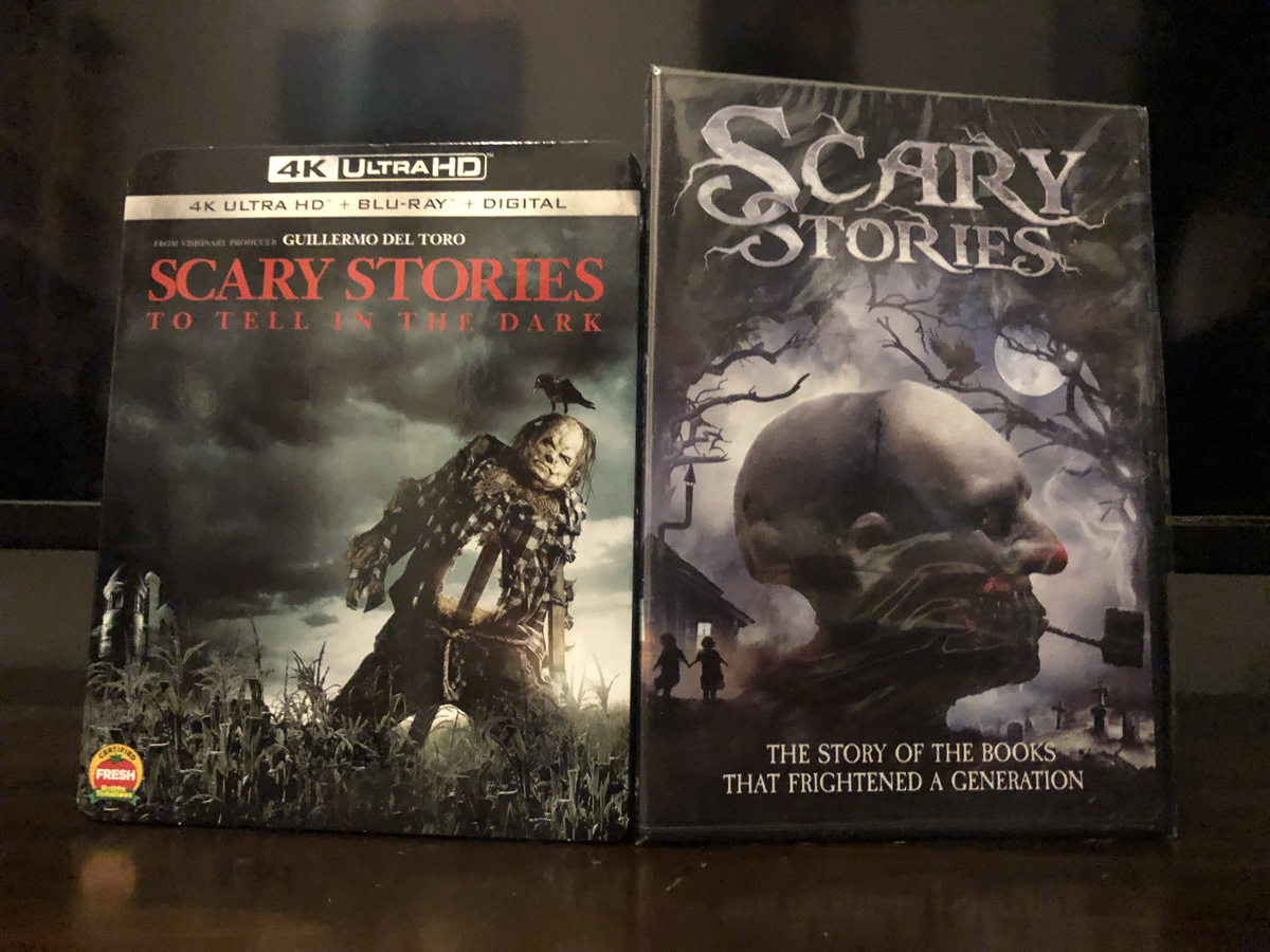 Scary Stories Movie and Documentary