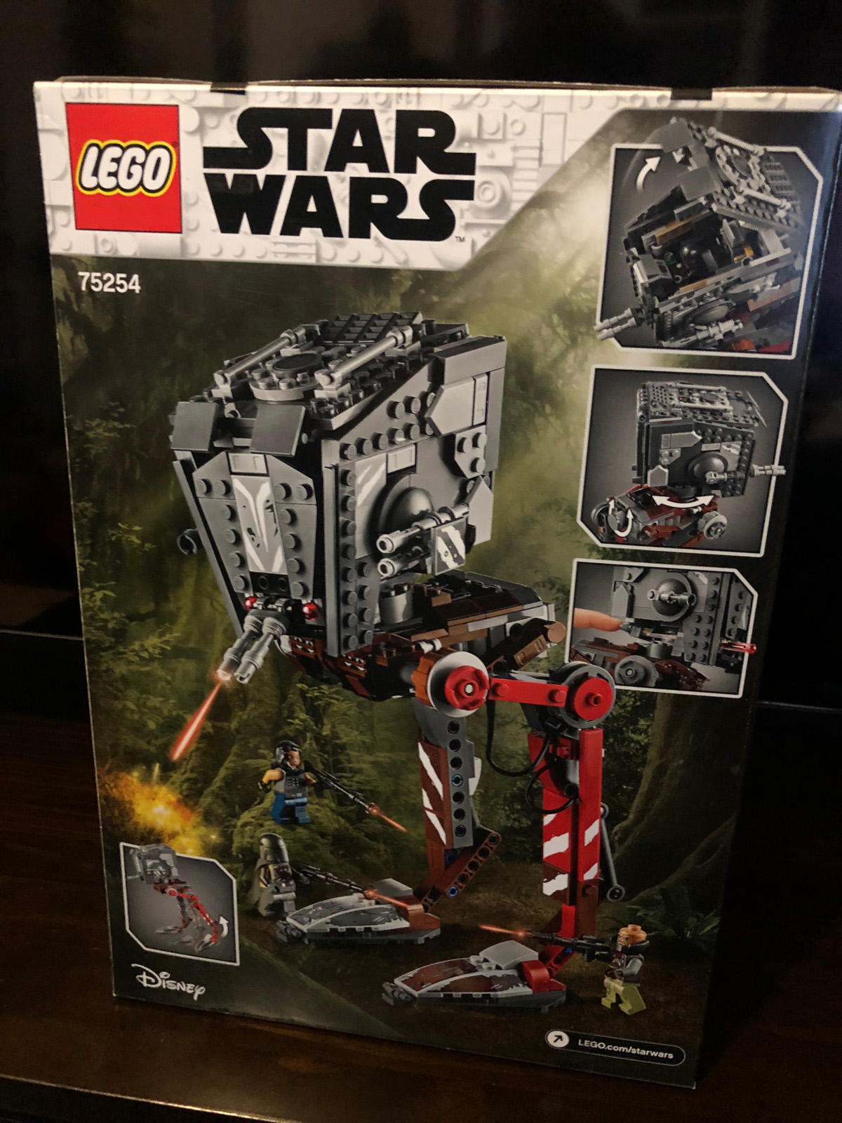 LEGO Star Wars AT-ST Raider The Mandalorian