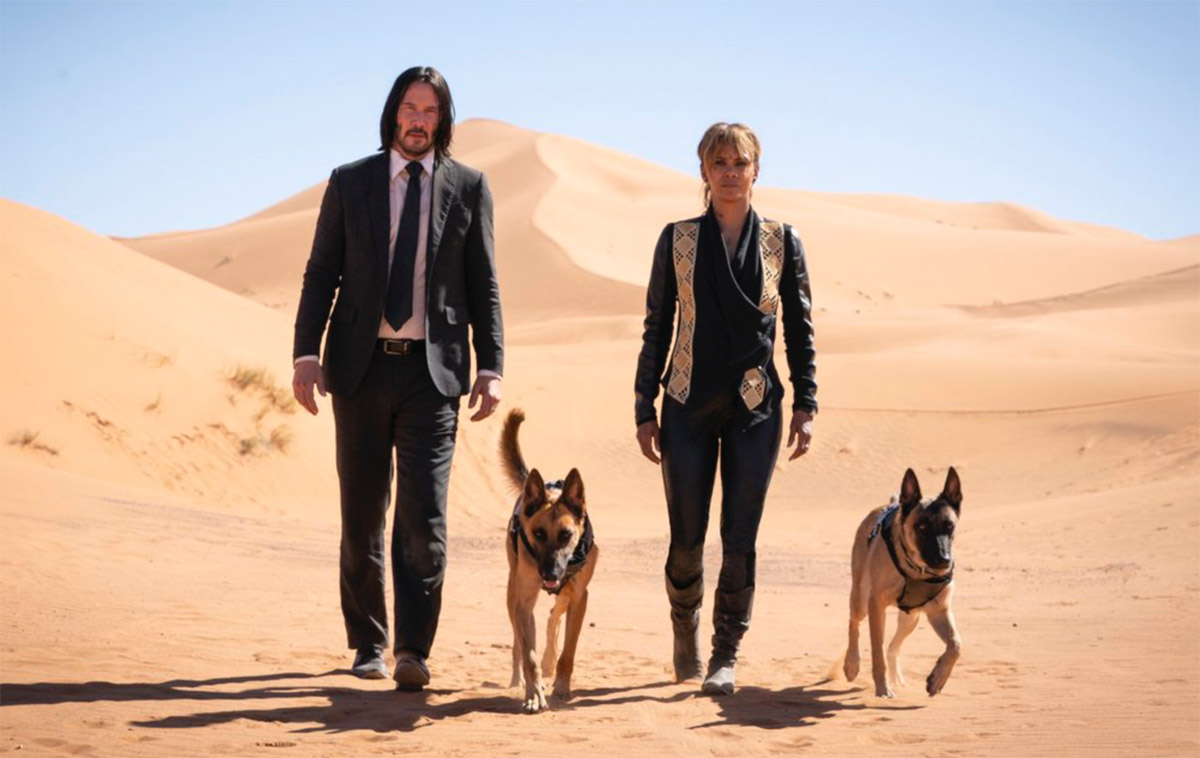 #10: John Wick 3: Parabellum (May 17)