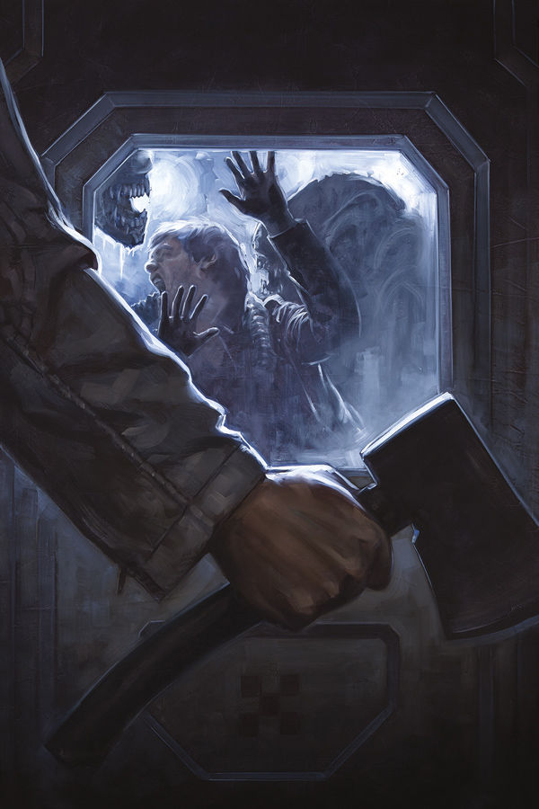 Aliens: Fire and Stone #2