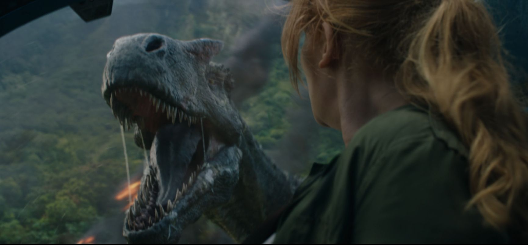 Allosaurus in JURASSIC WORLD: FALLEN KINGDOM (2018)