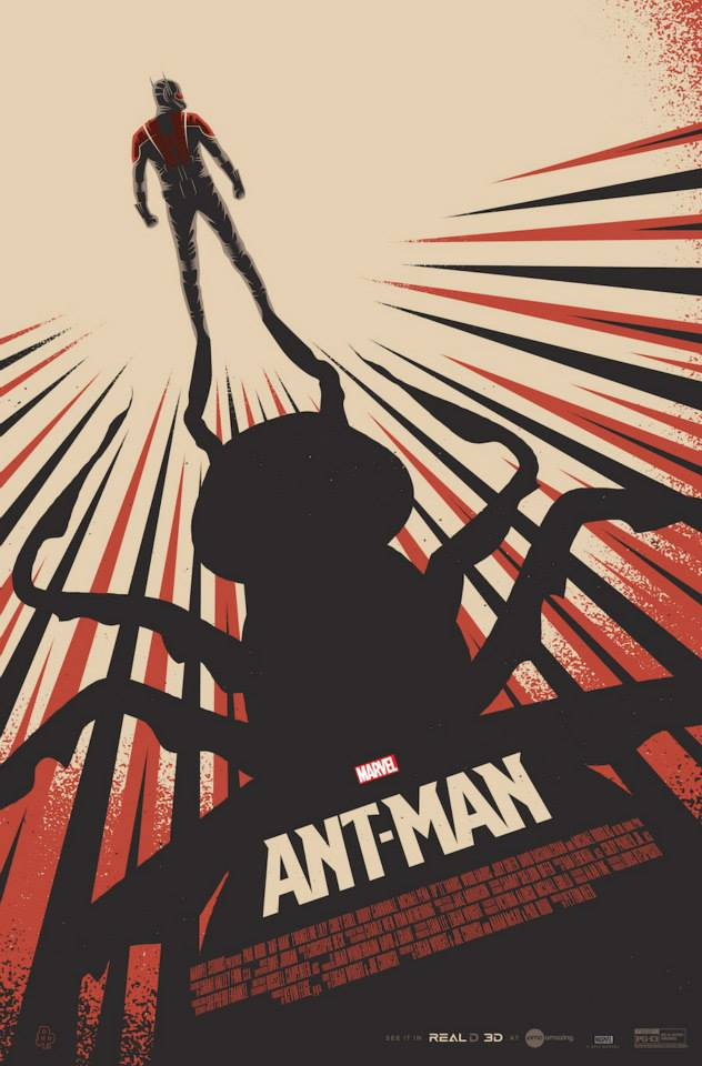 #AntManPower
