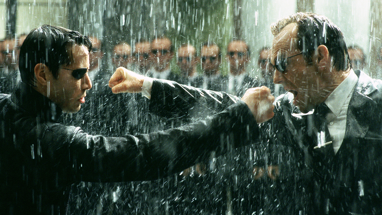Agent Smith, The Matrix Revolutions (2003)