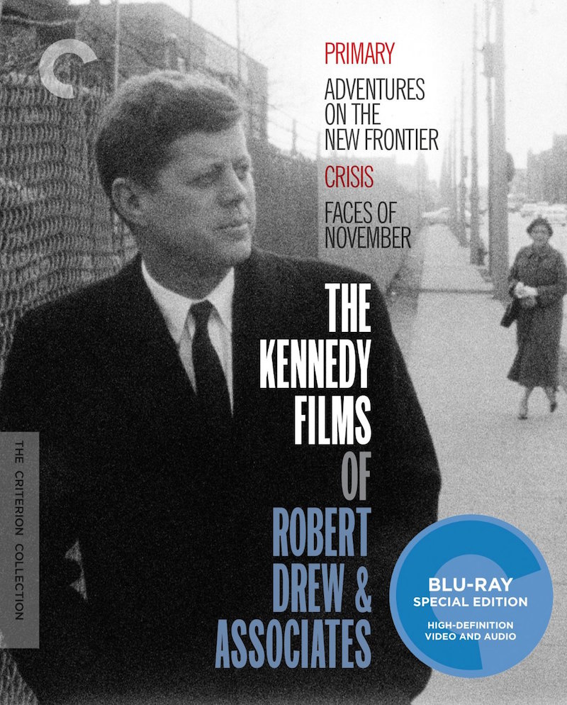 The Kennedy Films of Robert Drew and Associates