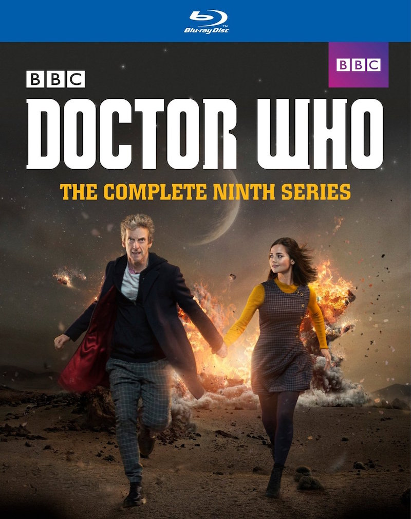 Doctor Who: The Complete Series Nine