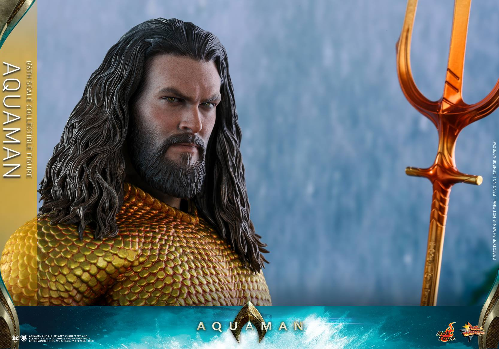 Aquaman Hot Toy