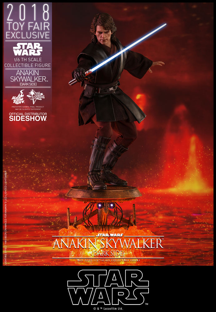 Dark Side Anakin San Diego Comic-Con 2018 Exclusive