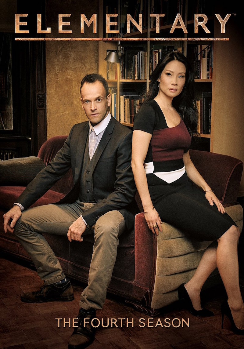 Elementary: The Complete Fourth Season