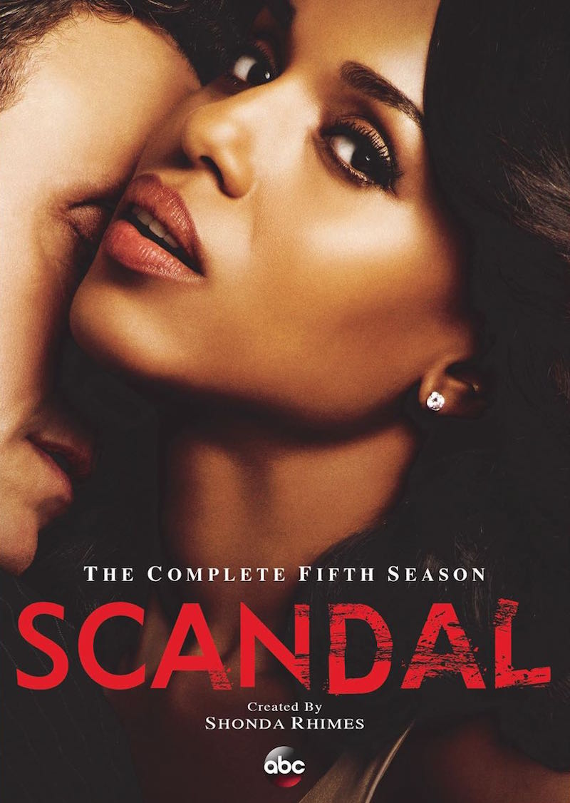 Scandal: The Complete Fifth Season