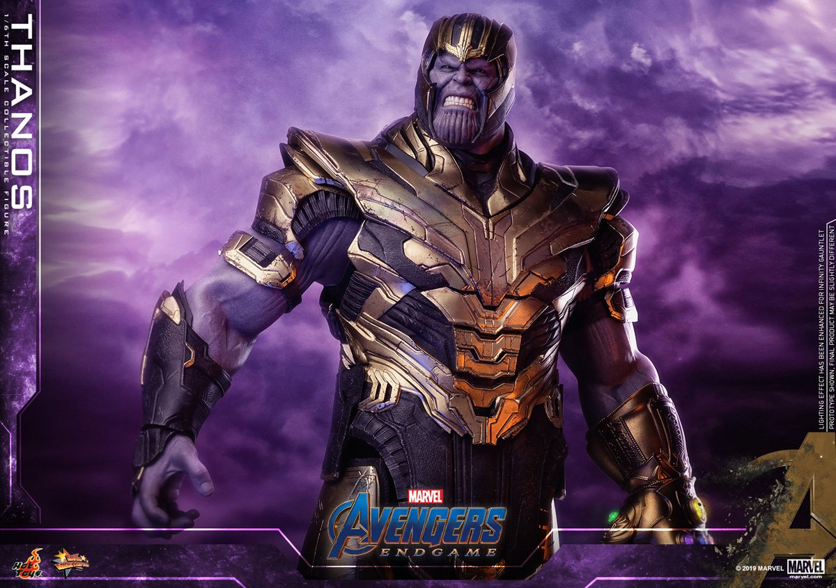 Avengers: Endgame 1/6th Scale Thanos Collectible Figure
