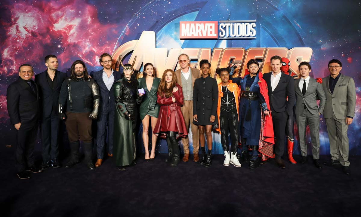 Avengers: Infinity War London Fan Event