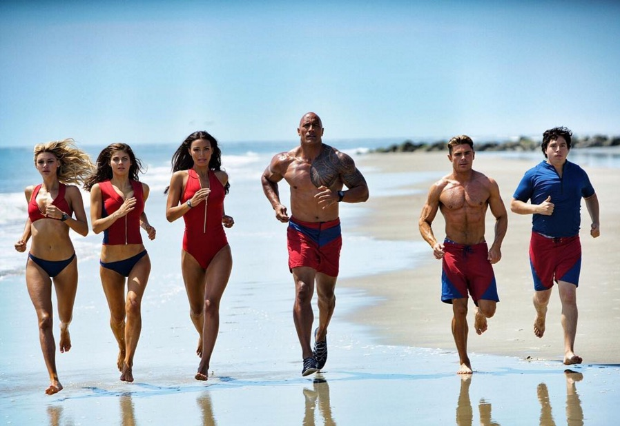 Image result for baywatch movie images