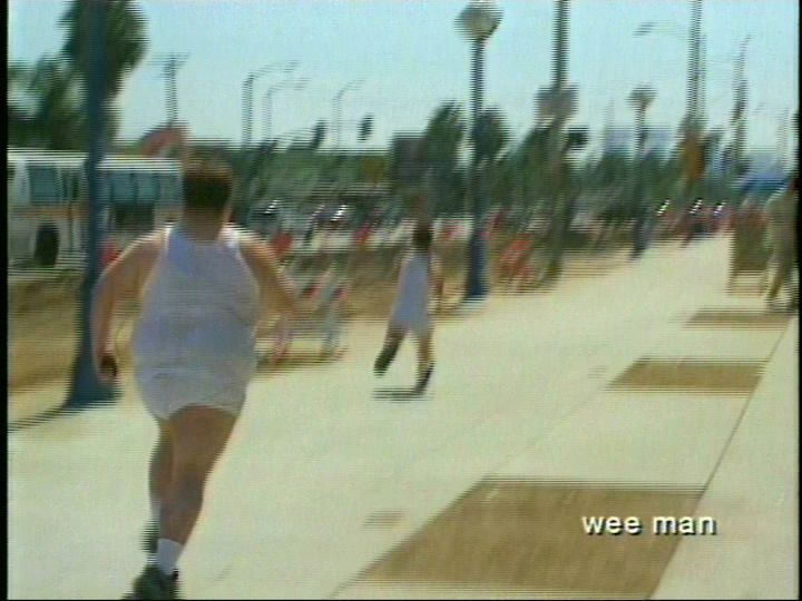 #14 Oddly Shaped Men (Jackass: The Series)