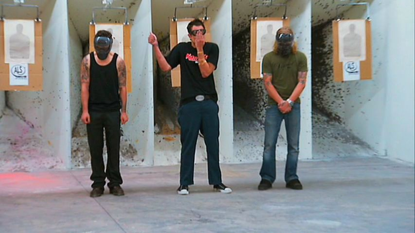 #33 Riot Control Test (Jackass Number Two)