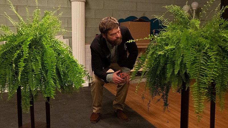Image result for Between Two Ferns: The Movie