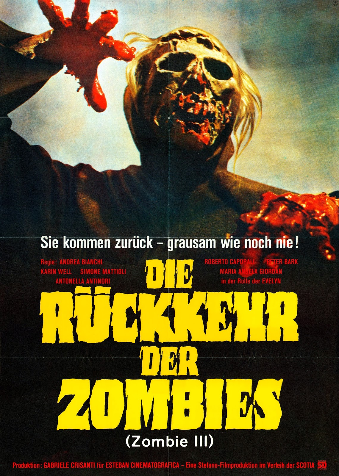 Gruesome Galleries 1981S Breast-Biting Zombie Classic -8932
