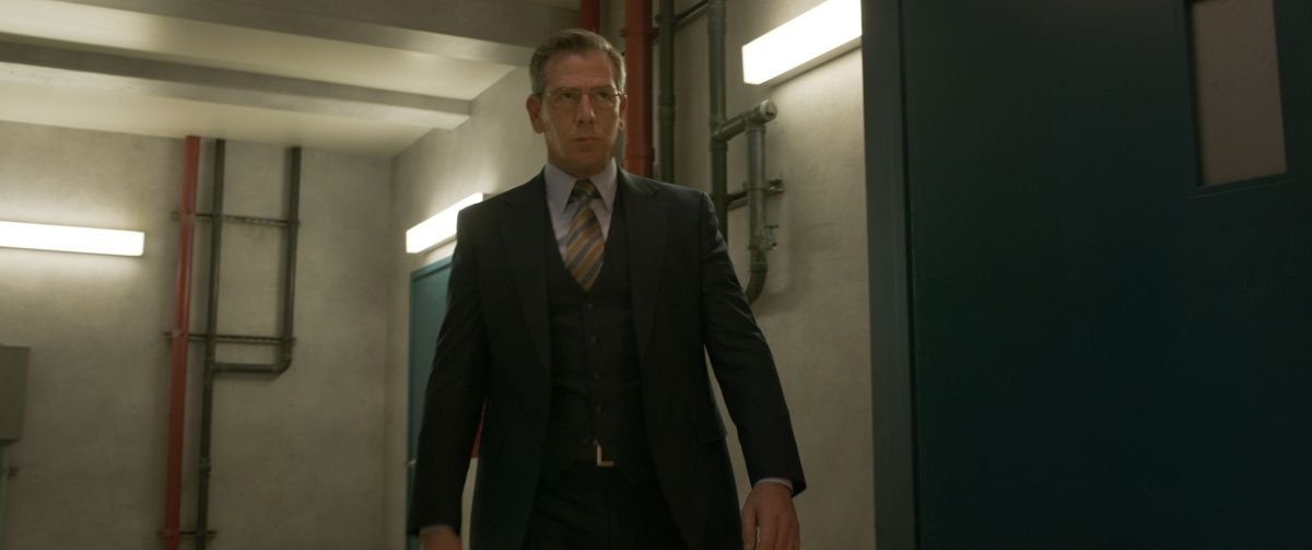 Marvel Studios' CAPTAIN MARVELAgent Keller (Ben Mendelsohn) Photo: Film Frame©Marvel Studios 2019