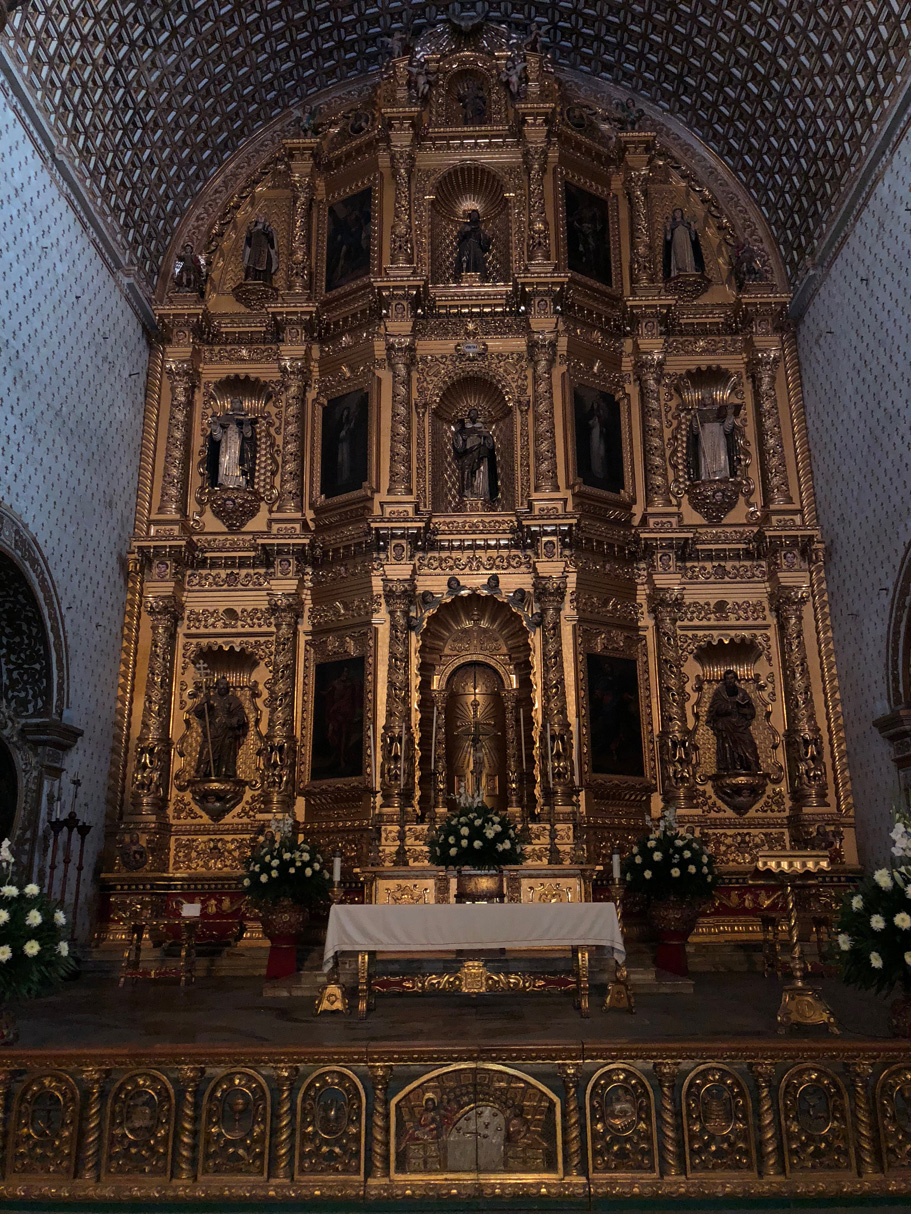 Santo Domingo de Guzmán Church