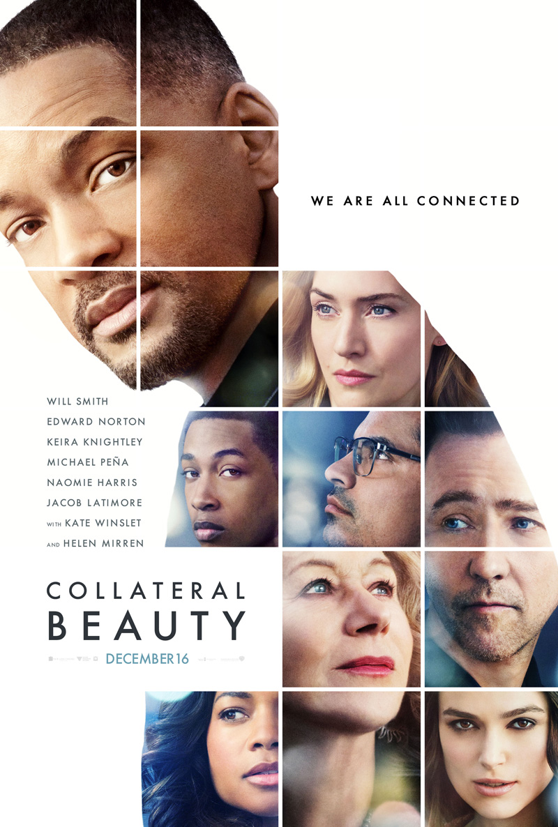 Kuvahaun tulos haulle collateral beauty movie poster