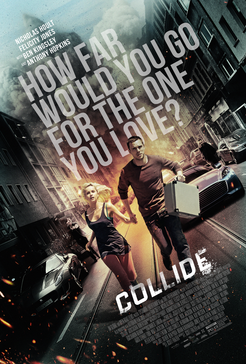 Image result for collide poster