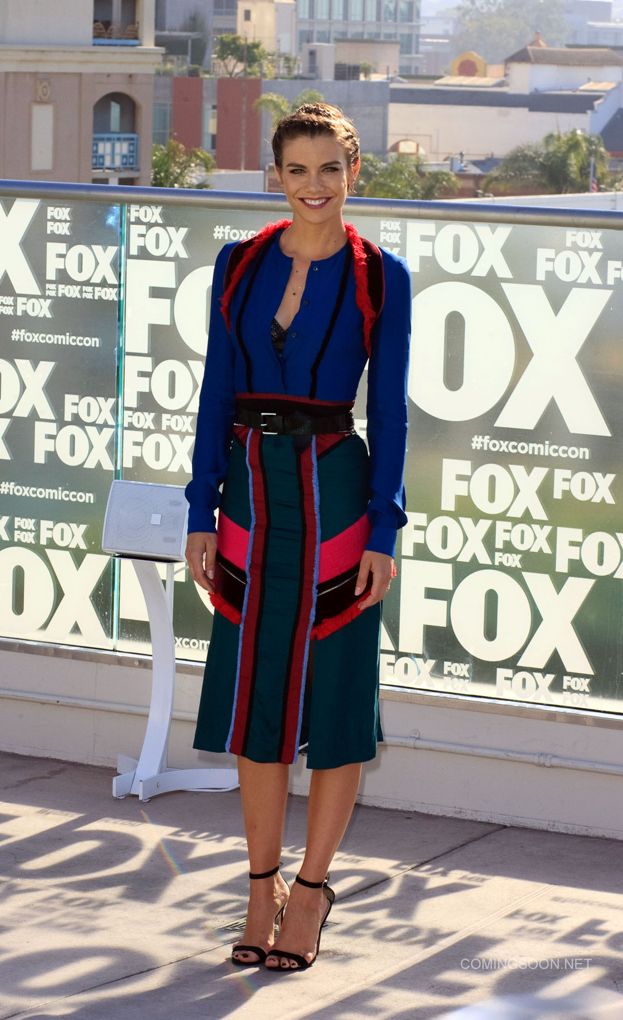 Fox Comic Con breakfast with the cast of Walking Dead and Outcast Featuring: Guest Where: San Diego, California, United States When: 22 Jul 2016 Credit: Tony Forte/WENN