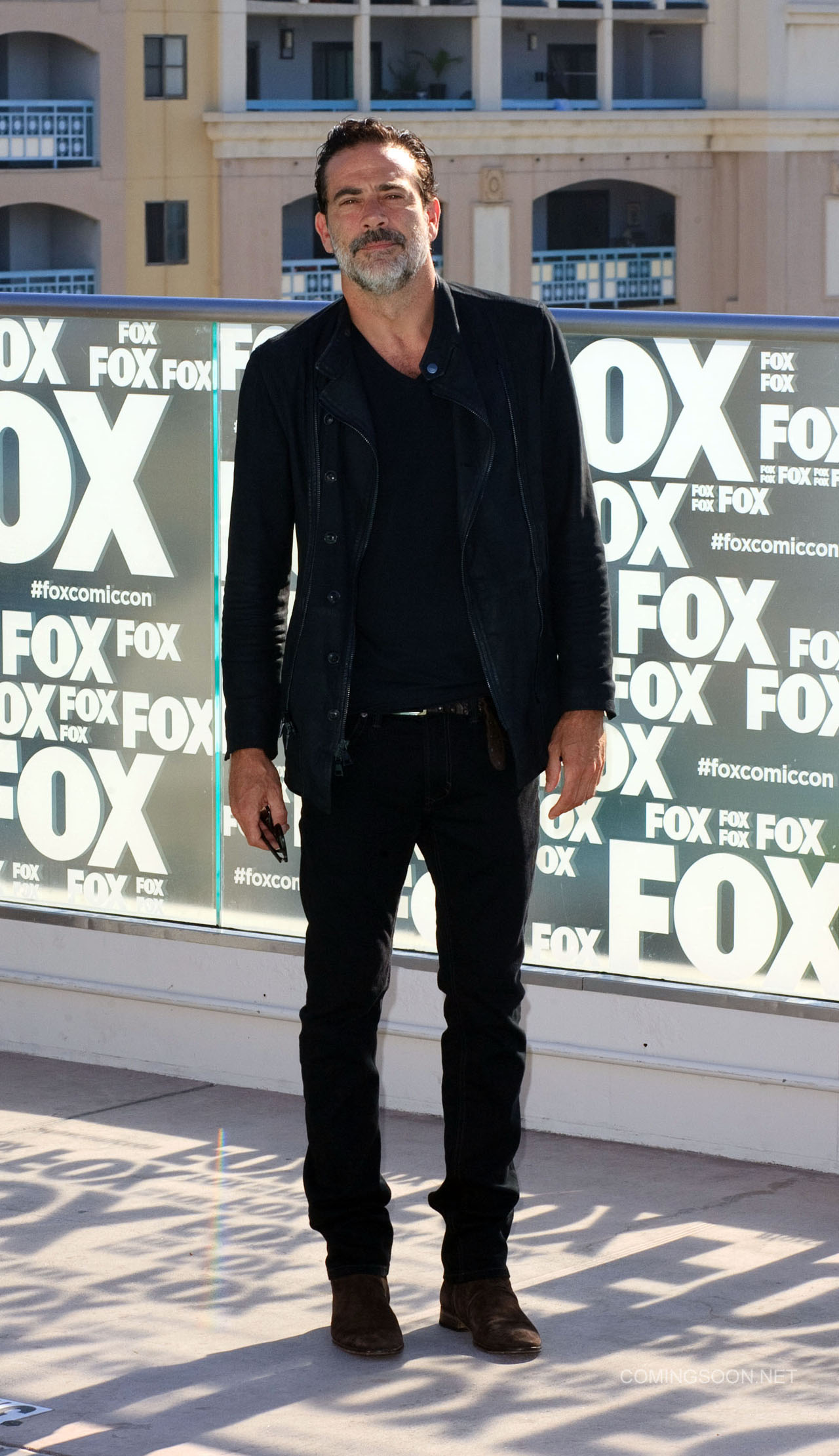 Fox Comic Con breakfast with the cast of Walking Dead and Outcast Featuring: Jeffery Dean Morgan Where: San Diego, California, United States When: 22 Jul 2016 Credit: Tony Forte/WENN