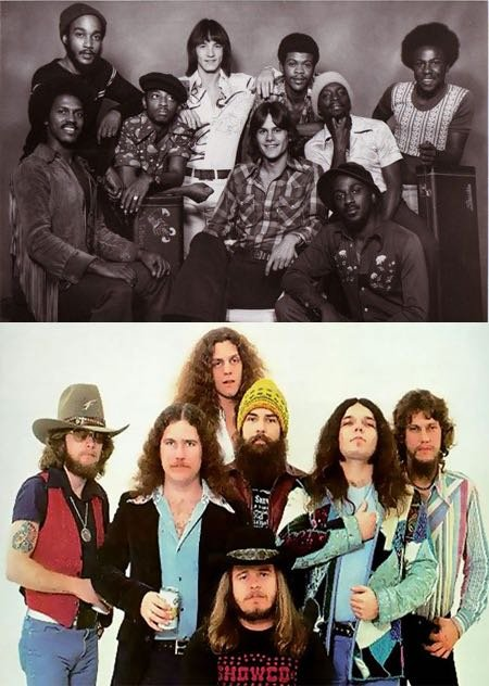 KC and the Sunshine Band / Lynyrd Skynyrd
