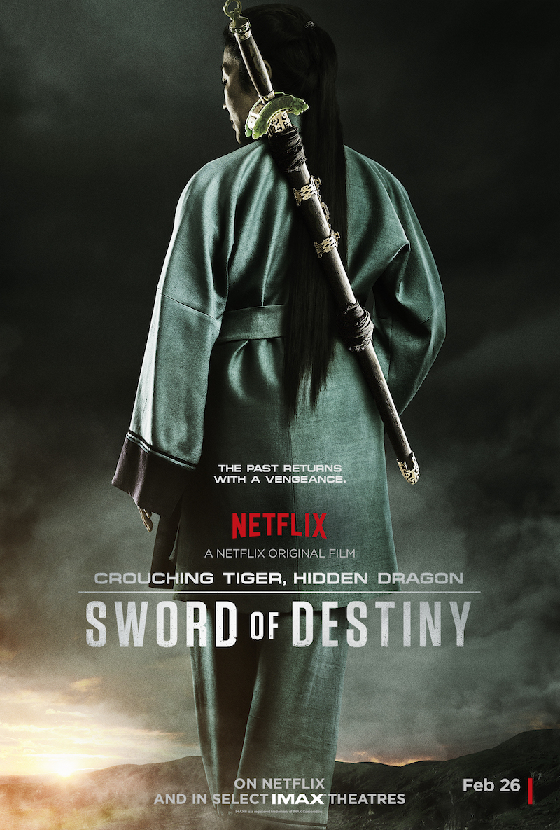 Crouching Tiger, Hidden Dragon: The Sword of Destiny