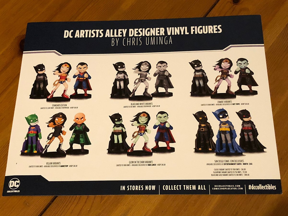 DC Artists Alley Factsheet