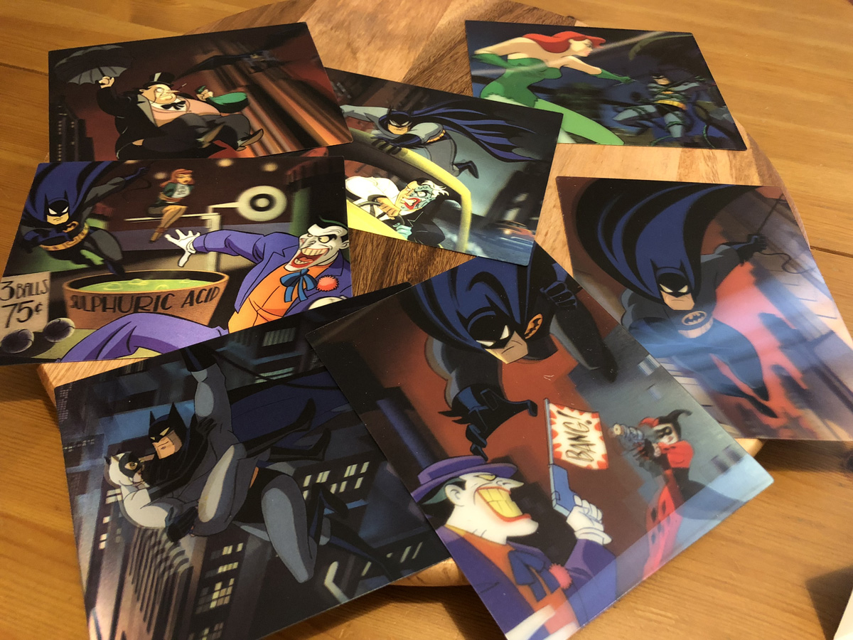 Batman: The Animated Series Complete Collection