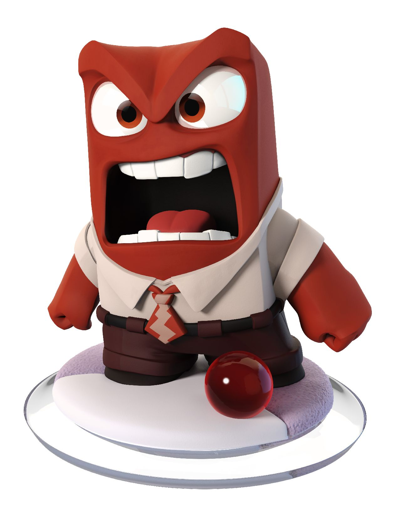 Disney Infinity 3.0 Inside Out Play Set Anger