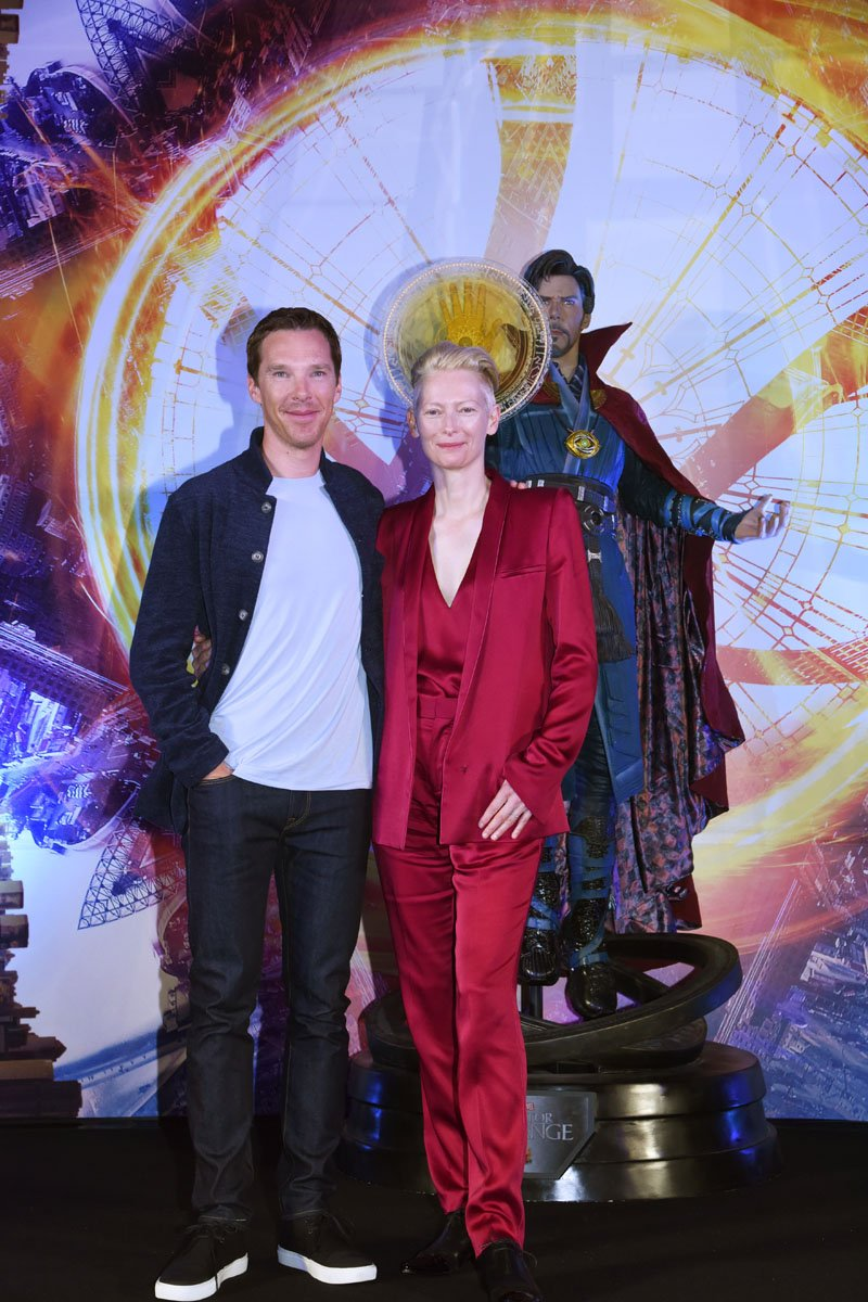 Doctor Strange Hong Kong Fan Event