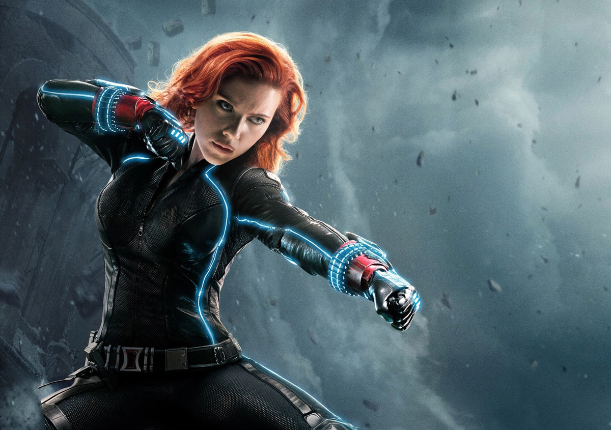 Black Widow - Avengers: Age of Ultron (2015)