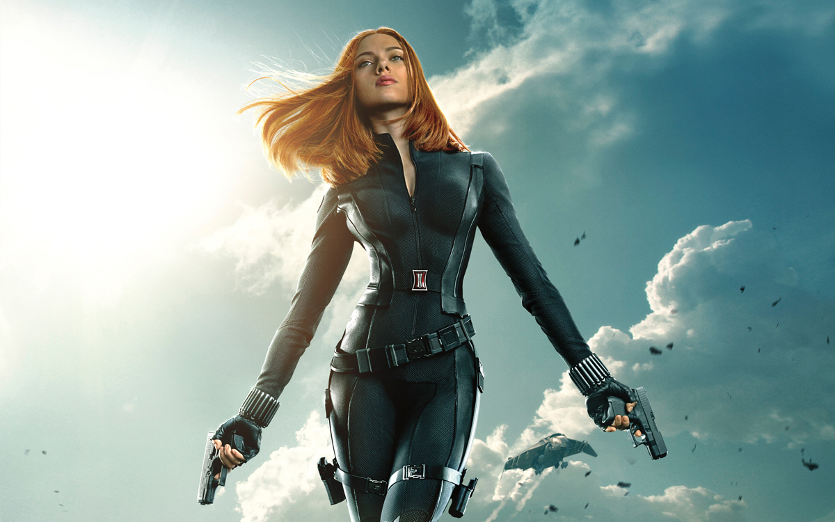 Black Widow - Captain America: The Winter Soldier (2014)