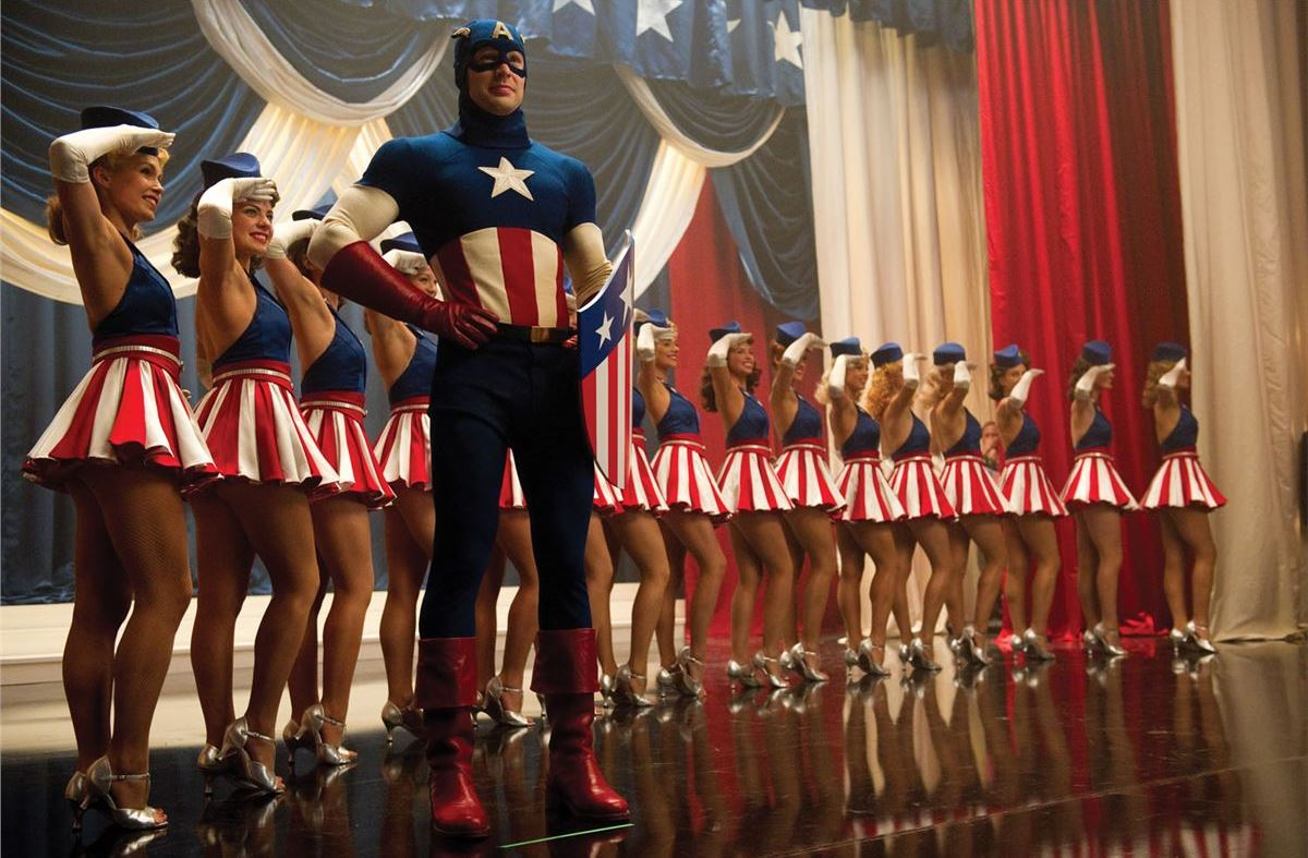 Captain America - Captain America: The First Avenger (2011)
