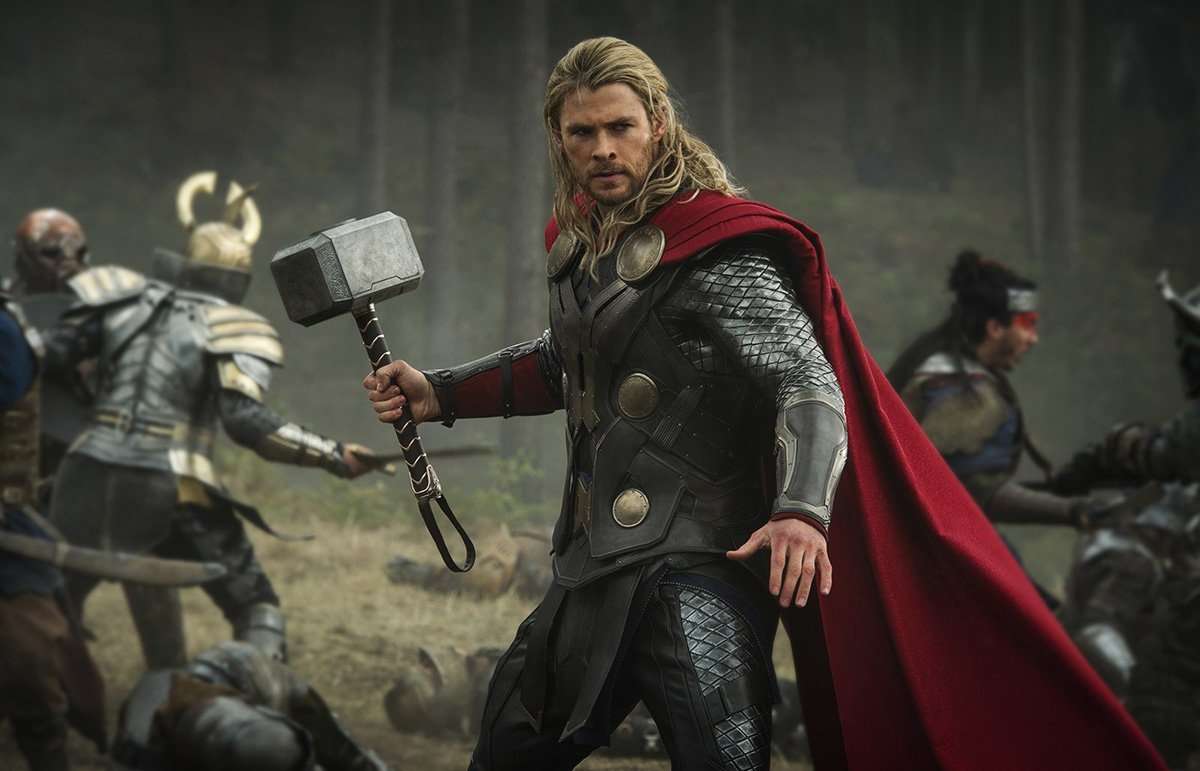 Thor - Thor: The Dark World (2013)