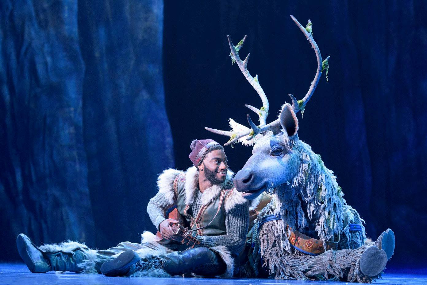 New Frozen Musical Photos Released Disney Blogs
