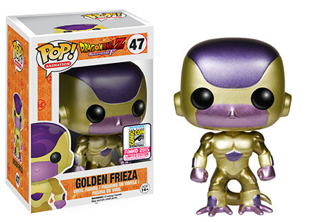 Pop! Animation: Dragon Ball Z - Golden Frieza