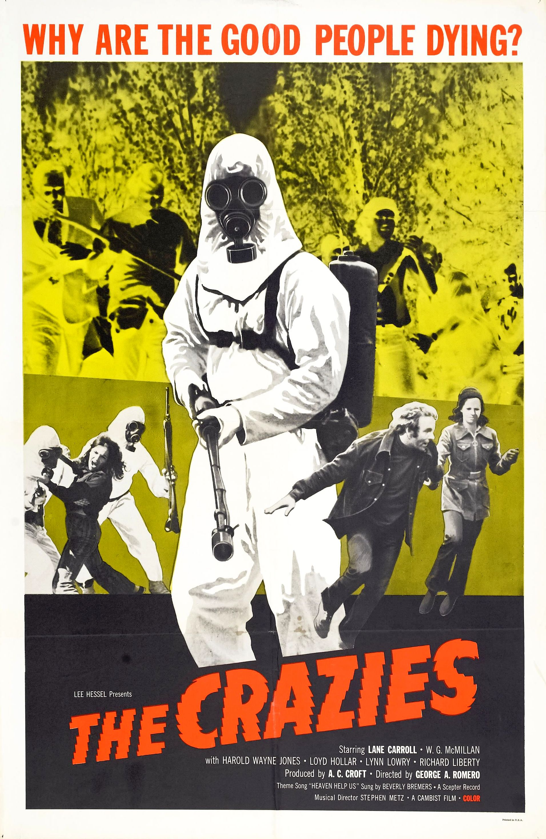 THE CRAZIES (1975)