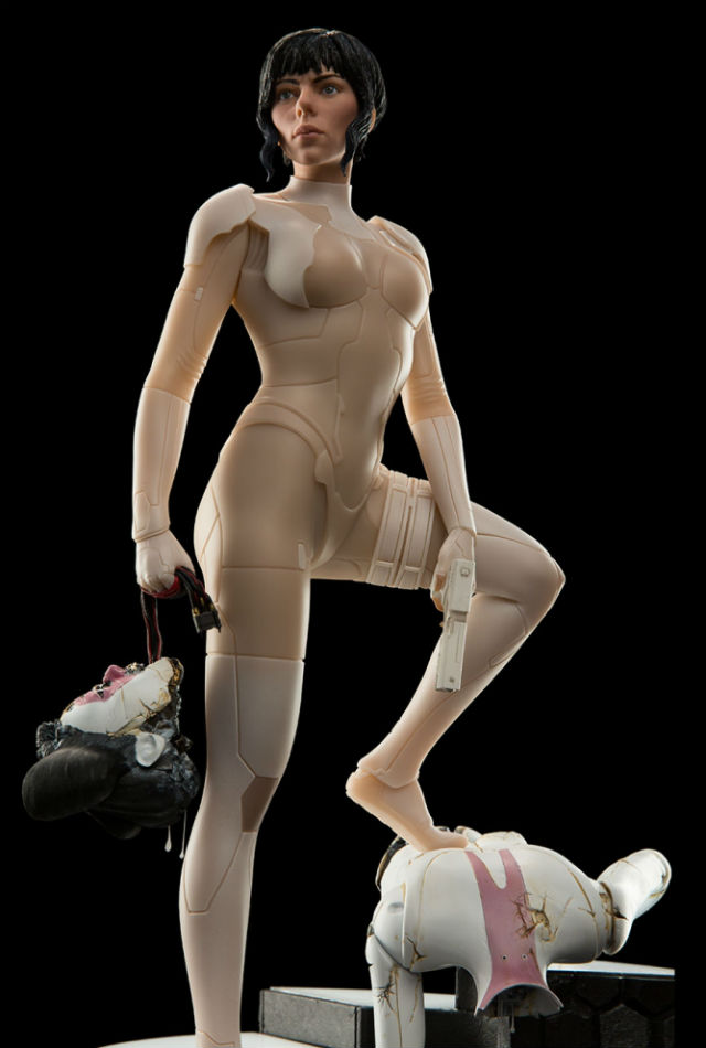Major - Ghost In the Shell - WETA Collectibles