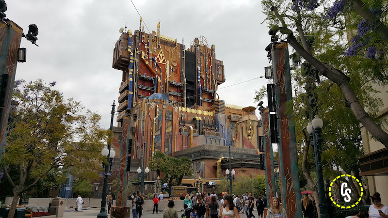 Guardians of the Galaxy: Mission Breakout!
